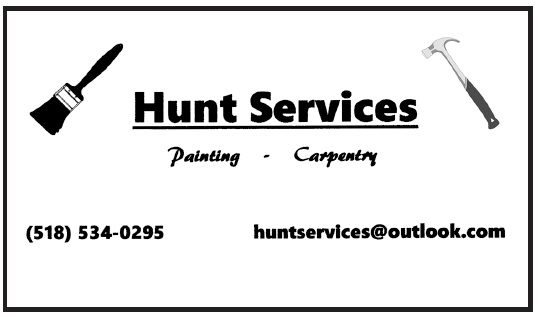 Hunt Services 2018-2019