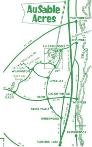 Acres Map