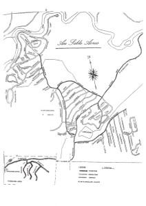 AuSable Acres Road Map